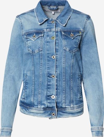 Pepe Jeans Jacke 'Thrift' in blau, Produktansicht