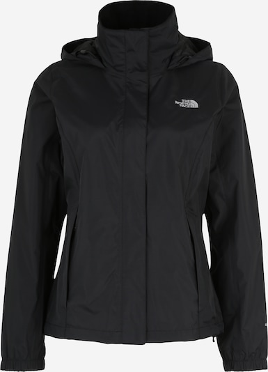 THE NORTH FACE Jacke 'Resolve' in schwarz: Frontalansicht