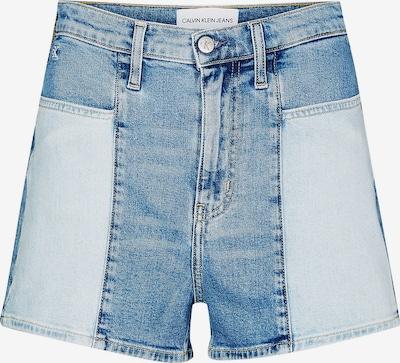 Calvin Klein Jeans Shorts in blue denim, Produktansicht