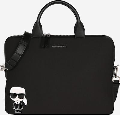 Karl Lagerfeld Tasche 'K/Ikonik' in schwarz, Produktansicht
