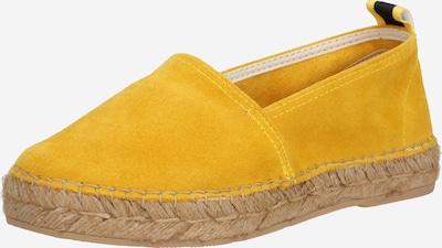 MACARENA Slipper 'ELIS145' in beige / gelb, Produktansicht