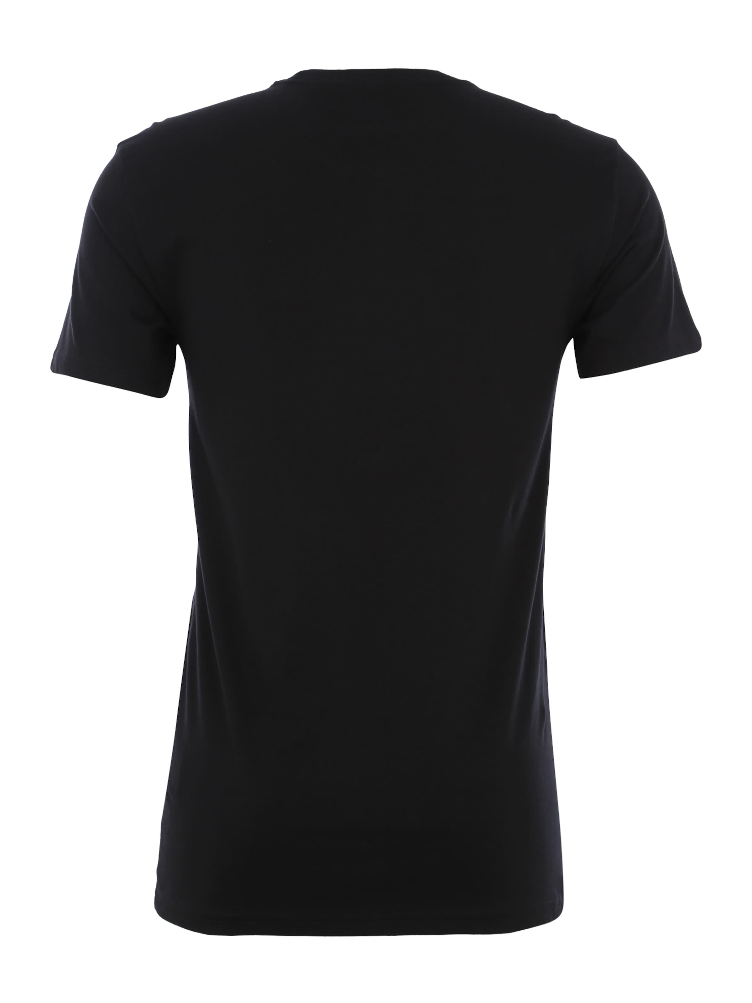 Lauren Polo Noir En Ralph 'classic' T shirt f76vgYby