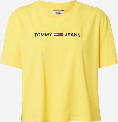 Tommy Jeans Majica u noćno plava / žuta / crvena / bijela, Pregled proizvoda