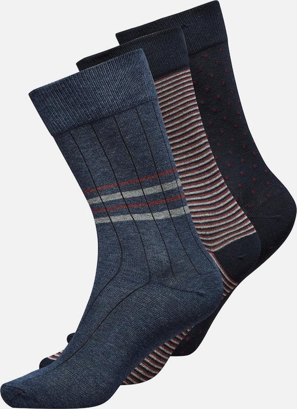 SELECTED HOMME Socken 3er-Pack