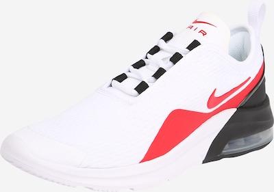Nike Sportswear Schuhe 'Air Max Motion 2' in rot / schwarz / weiß, Produktansicht