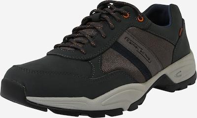 CAMEL ACTIVE Sneakers laag 'Evolution' in de kleur Grijs / Donkergrijs, Productweergave