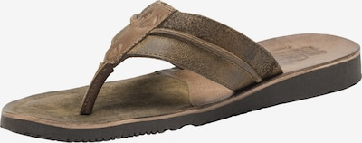 STOCKERPOINT Schuh 1335 in braun, Produktansicht