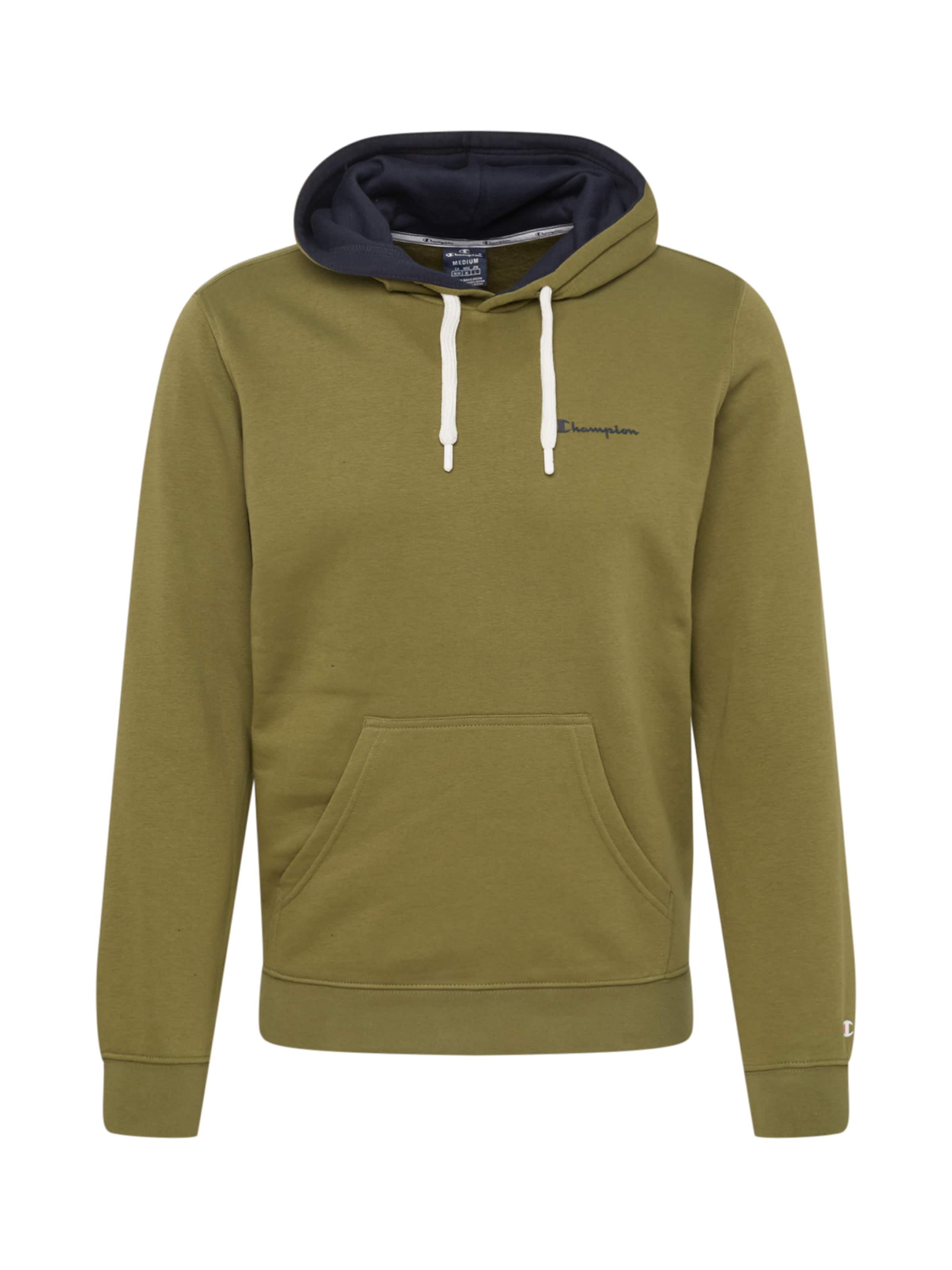 Olive shirt Champion Authentic En Sweat Apparel Athletic iwPTkOlXZu