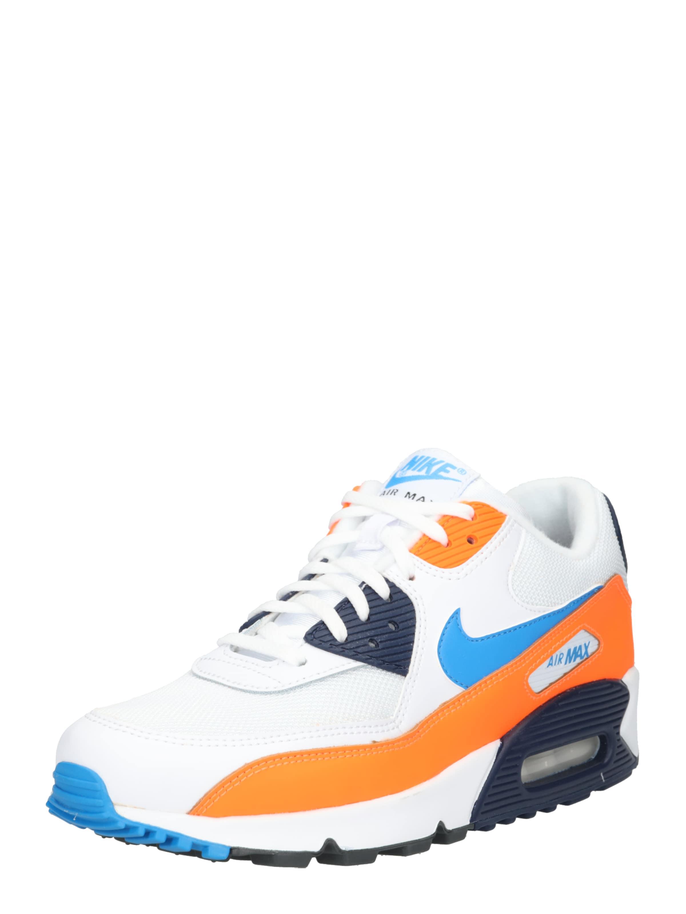 Max Essential' Sneaker Nike Low Sportswear OrangeWeiß '90 'air In clJTK1F3