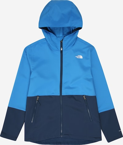 THE NORTH FACE Functionele jas in de kleur Hemelsblauw / Donkerblauw, Productweergave