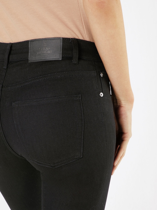 CHEAP MONDAY 'Mid Skin' Skinny Jeans