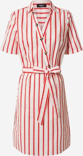 SISTERS POINT Letnia sukienka 'VARAS' w kolorze czerwony / białym, Podgląd produktu