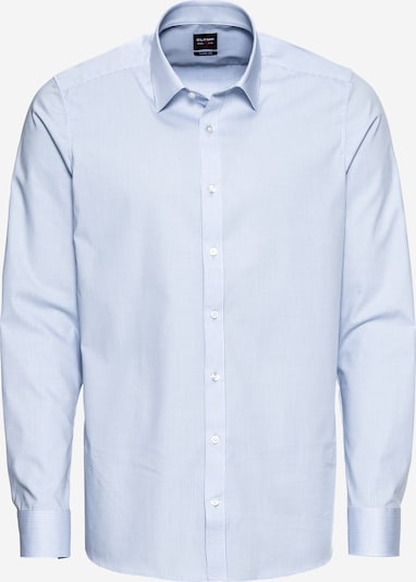 OLYMP Hemd 'Level 5 Vichykaro' in blau / weiß, Produktansicht