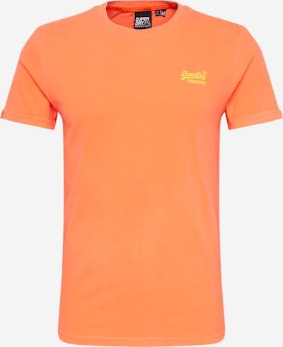 Superdry Shirt 'Ol Neon' in de kleur Sinaasappel, Productweergave