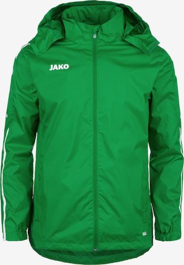 JAKO Sportjas in de kleur Grasgroen, Productweergave