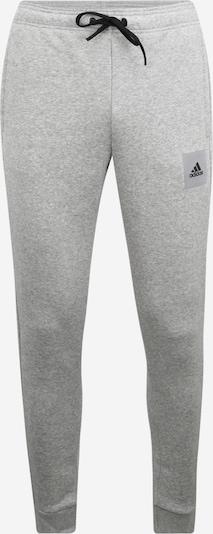 ADIDAS PERFORMANCE Športne hlače | svetlo siva barva, Prikaz izdelka