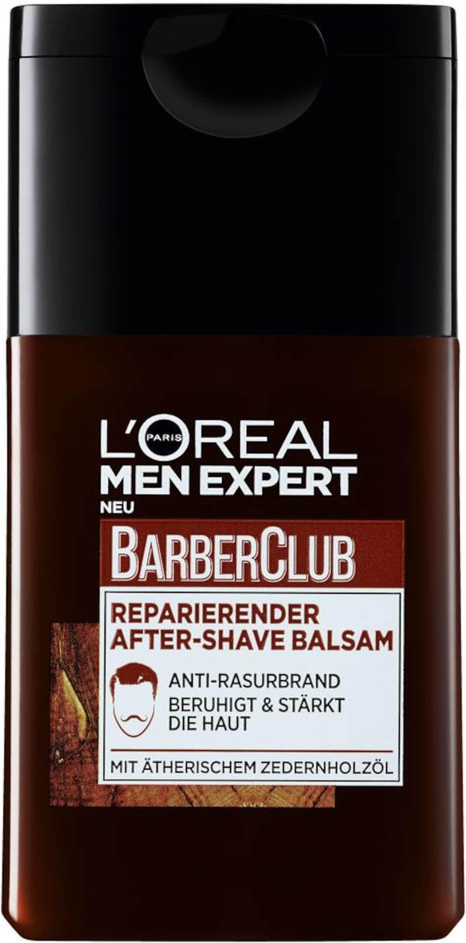 'barber L'oréal In Balsam Expert Paris Club' DunkelbraunMischfarben Men Schwarz LzVGMpSqU
