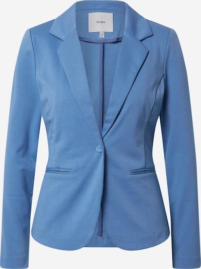 ICHI Blazer 'Kate' en bleu, Vue avec produit