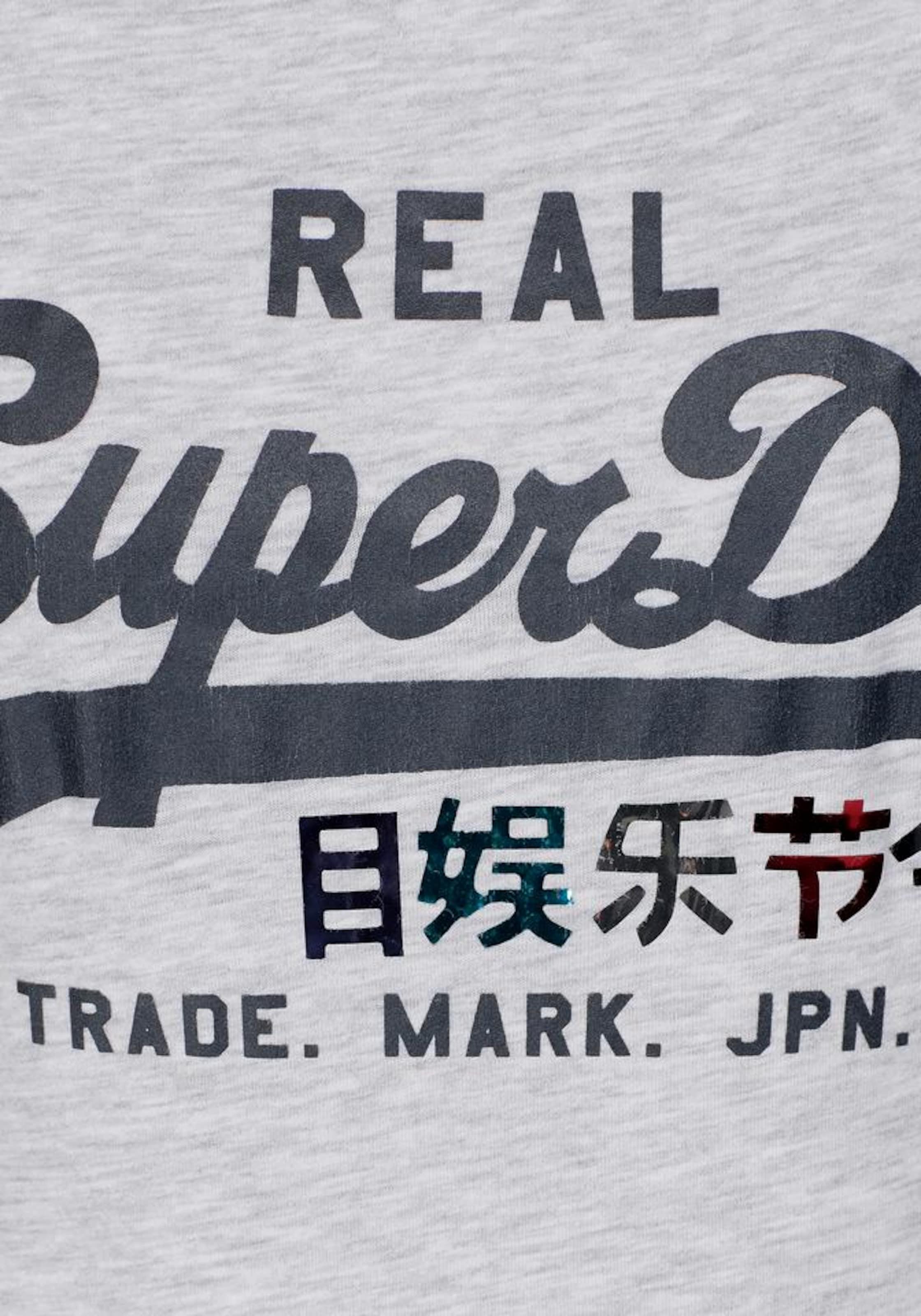 Rabatt Mit Mastercard Superdry T-Shirt 'VNTAGE LOGO FOIL POP ENTRY TEE' Amazon Footaction Günstigster Preis Amazon Online Bestbewertet AdxRBa