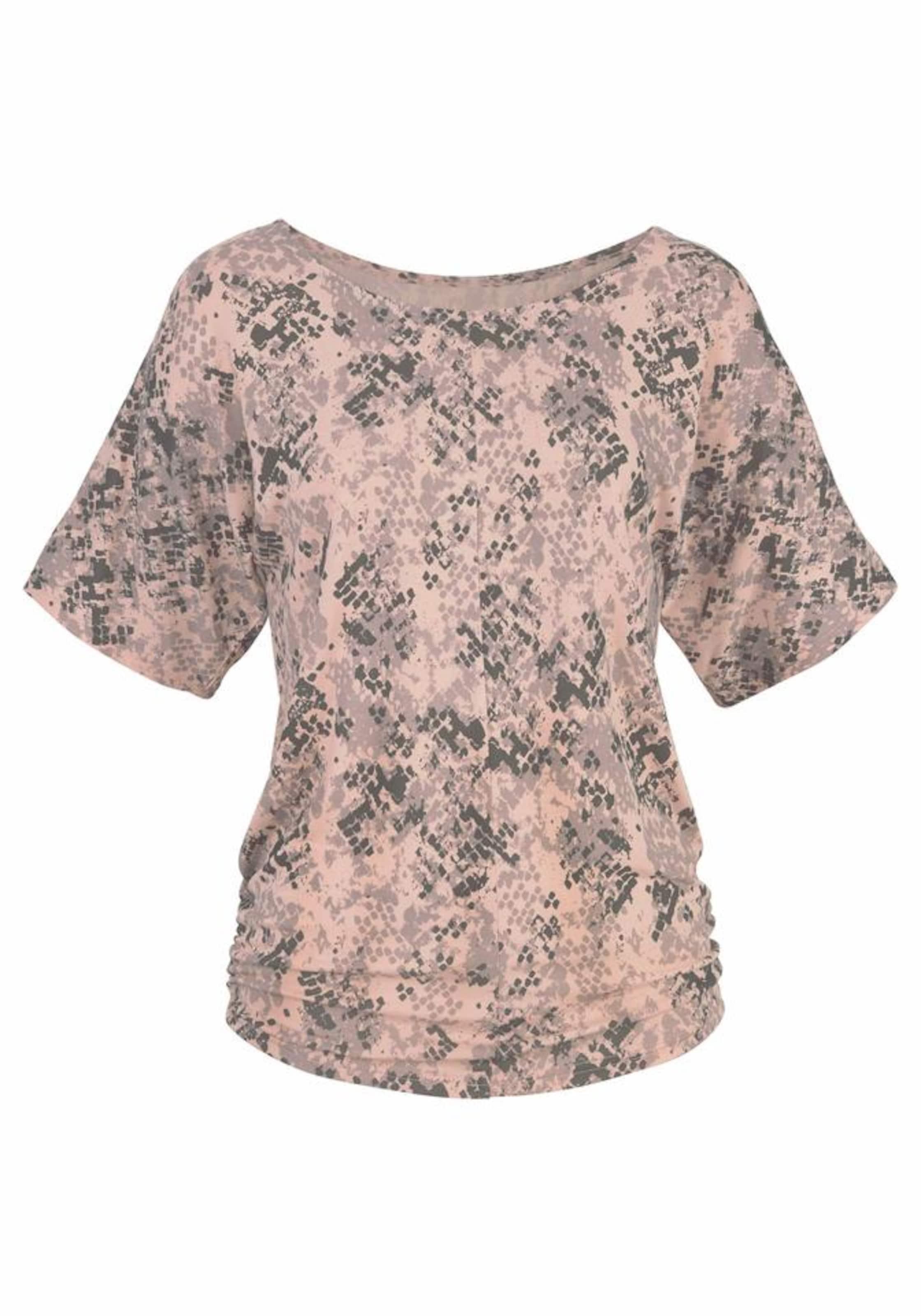 Shirt In Rosa Lascana Lascana In Shirt PZOkuXi