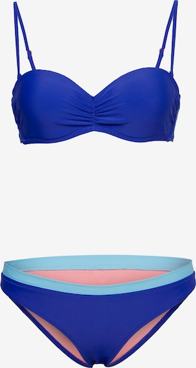CHIEMSEE Športne bikini | modra barva, Prikaz izdelka