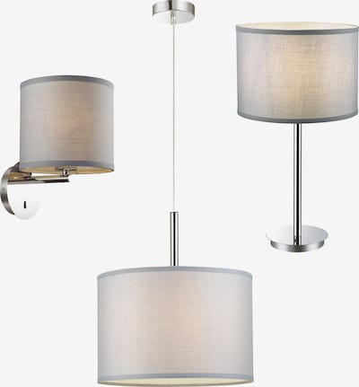 FAVOURITE Beleuchtung in graumeliert / silber, Produktansicht