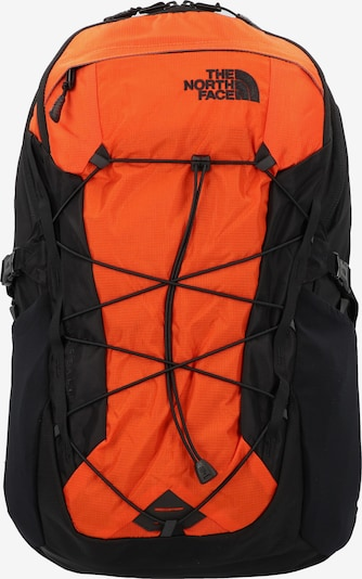 THE NORTH FACE Rucksack 'Borealis' in dunkelorange / schwarz, Produktansicht
