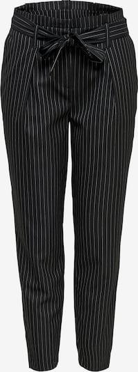 ONLY Hose 'Nicole' in schwarz / weiß, Produktansicht