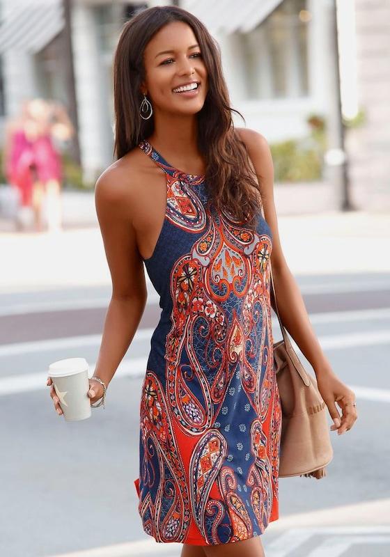 high fashion best loved amazon Strandkleid