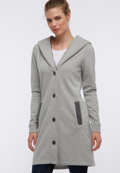 DREIMASTER Jacke in grau: Frontalansicht