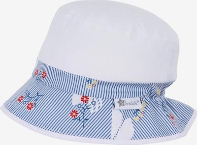 STERNTALER Hut in hellblau / weiß, Produktansicht