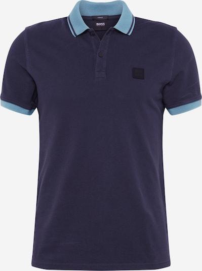 BOSS T-Shirt en bleu foncé, Vue avec produit