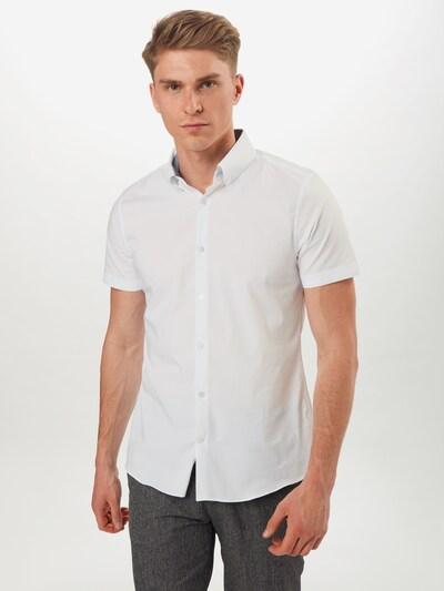 BURTON MENSWEAR LONDON Hemd in weiß, Modelansicht