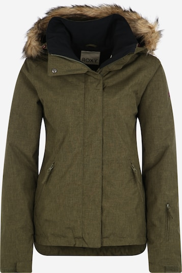 khaki ROXY Kültéri kabátok 'JET SKI SOLID', Termék nézet