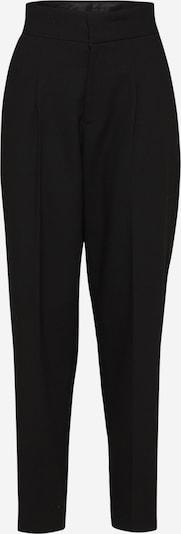 POSTYR Pantalon à pince 'Posagara' en noir, Vue avec produit