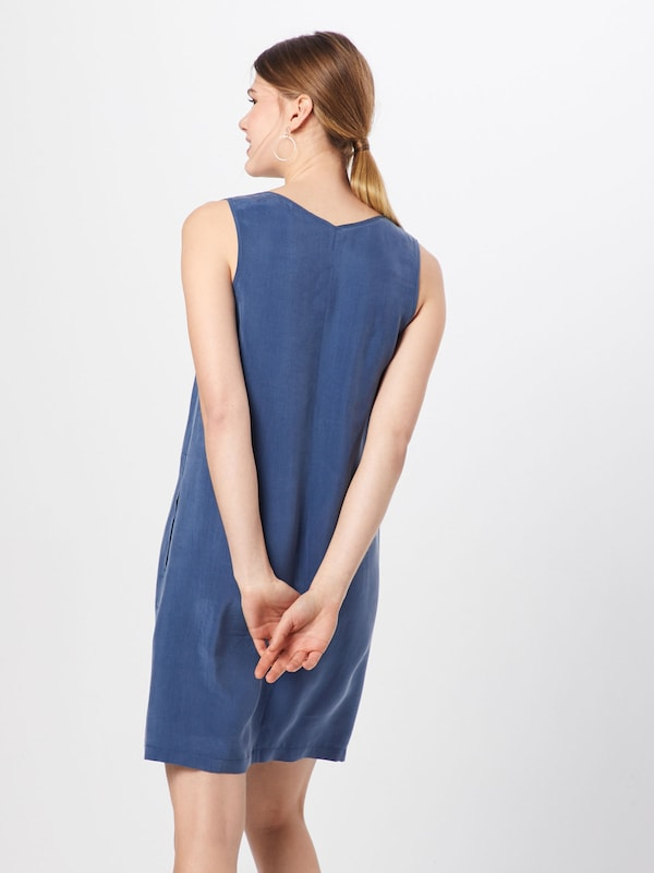 DRYKORN Kleid 'SERINA' in blau  Bequem und günstig günstig günstig 85ebb0