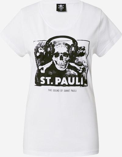 Sportiniai marškinėliai 'Sound' iš FC St. Pauli , spalva - juoda / balta, Prekių apžvalga