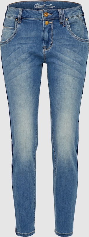 TOM TAILOR Jeans 'relaxed Tapered Denim'