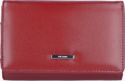 Picard Geldbörse 'Offenbach' in rot, Produktansicht