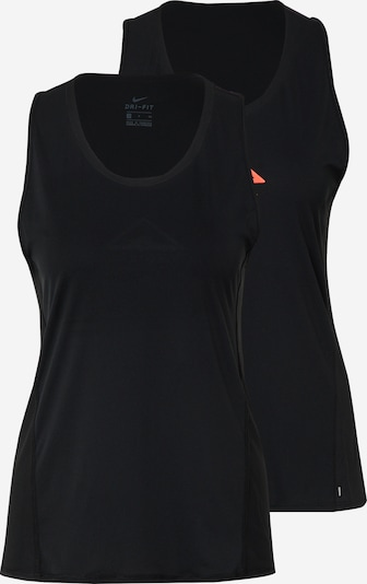 NIKE Sport-Tops 'City Sleek' in schwarz, Produktansicht