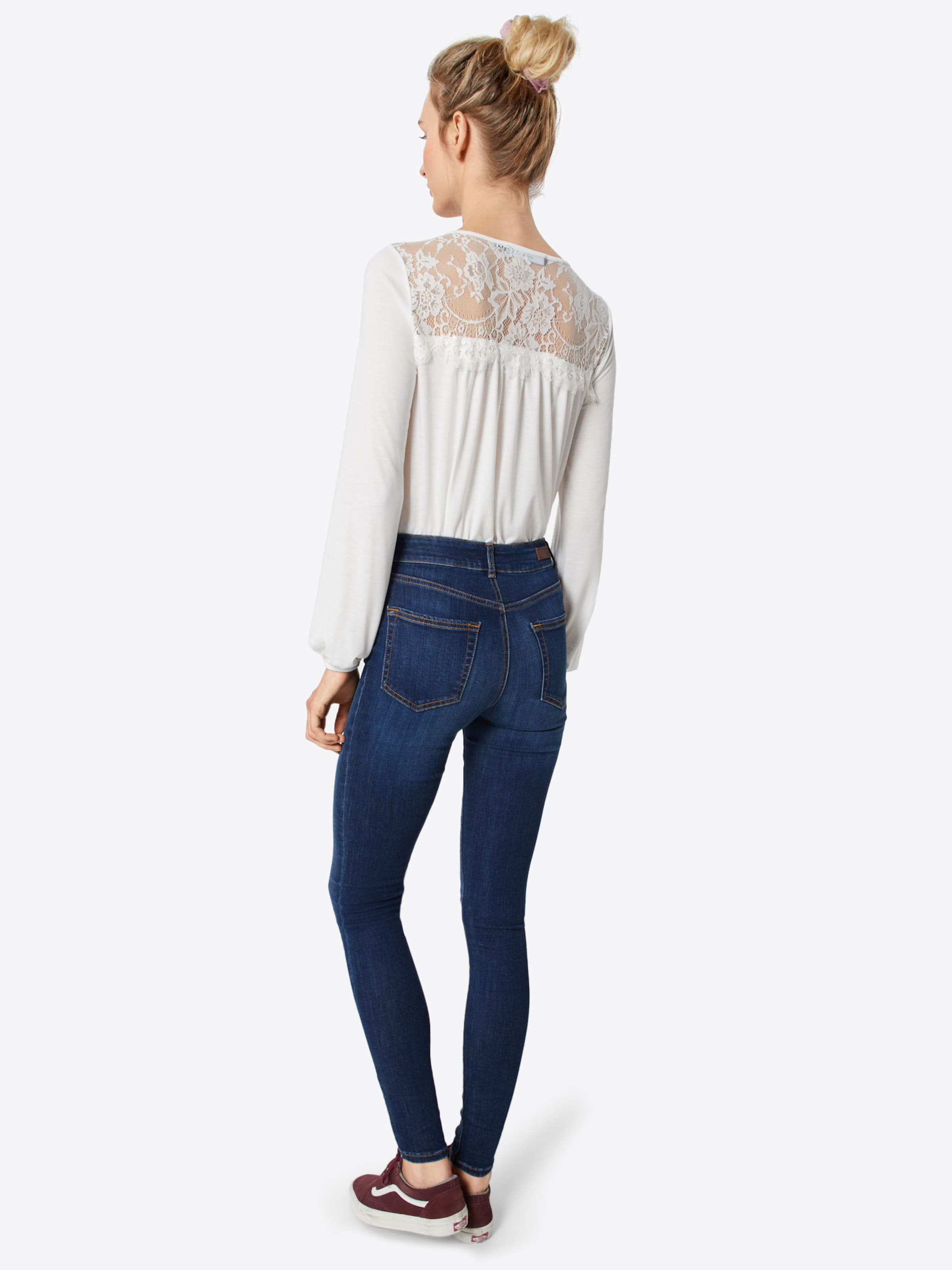 Jeans Pieces In Jeans In Denim Pieces Blauw sQdxthrC