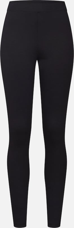 basic apparel Leggings 'Laila' in de kleur Zwart, Productweergave