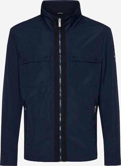 Calvin Klein Übergangsjacke in dunkelblau / schwarz, Produktansicht