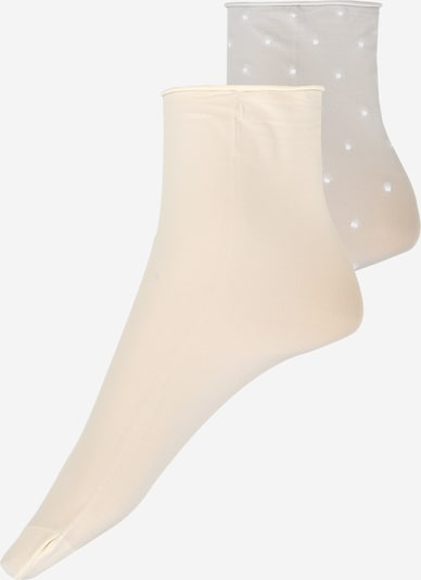 Swedish Stockings Socken 'Judith' in beige / hellgrau, Produktansicht