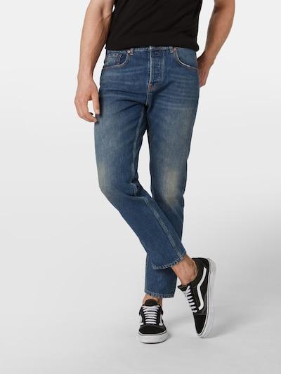 Jeans 'Norm' SCOTCH & SODA pe denim albastru: Privire frontală