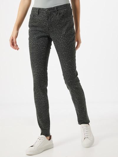 OPUS Jeans 'Elma' in oliv, Modelansicht