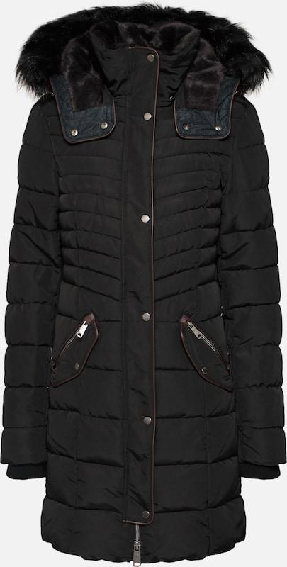 Tailor Tom Noir Manteau En D'hiver YmIfgvb76y