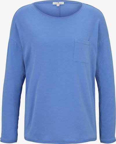 TOM TAILOR Shirt in rauchblau, Produktansicht