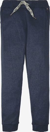 TOM TAILOR Hosen & Chino Jogginghose im Glitzer-Look in blau, Produktansicht