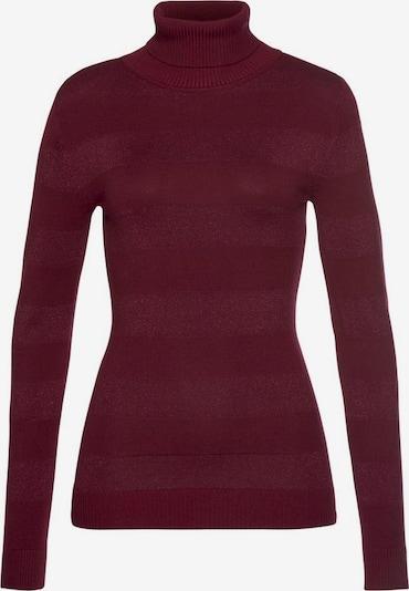 MELROSE Pullover in blutrot, Produktansicht